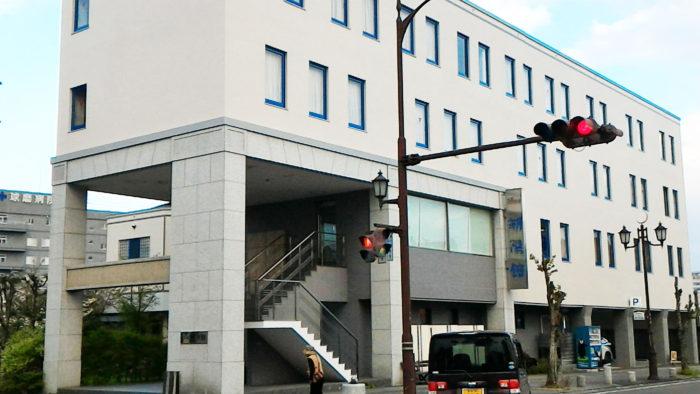 ビジネスホテル朝陽館